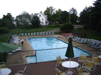 The Pool at Village at Winnipesaukee